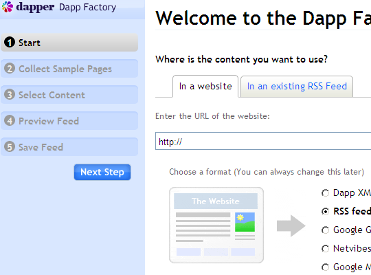 dapper_interface