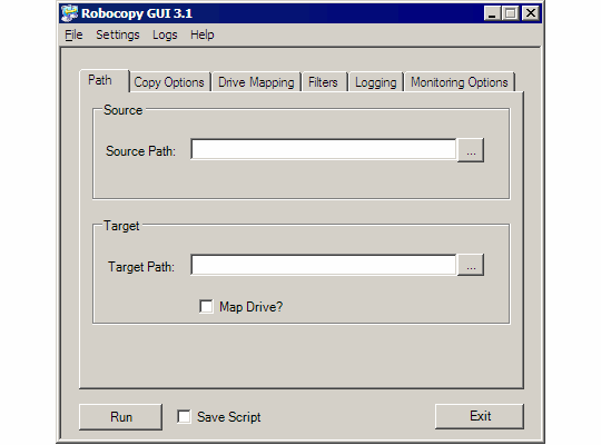 robocopy_gui_interface