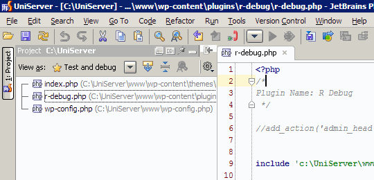 phpstorm_interface