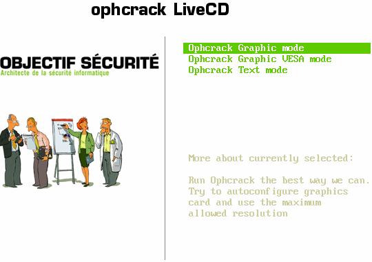 ophcrack_interface