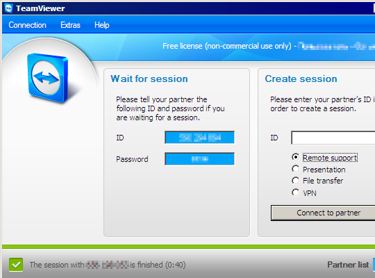 TeamViewer – functional remote access tool | Rarst net