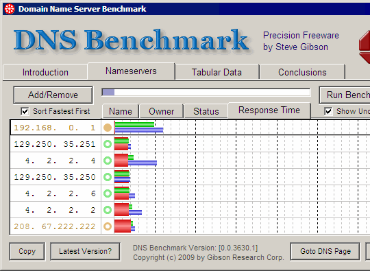 dnsbenchmark_interface