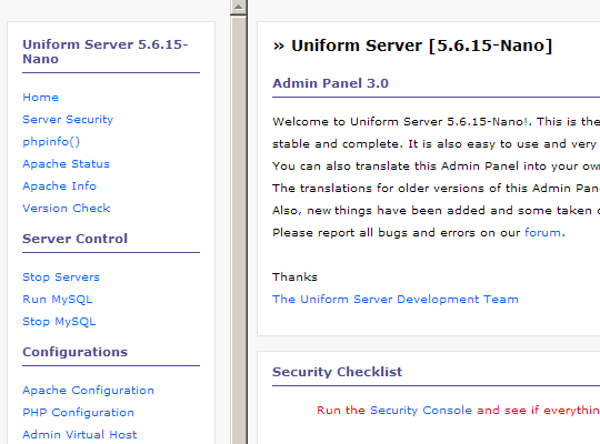 uniform_server_web_admin