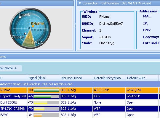 Xirrus Wi-Fi Inspector – radar for wireless access points