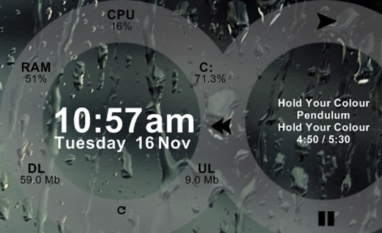 Rainmeter complex example