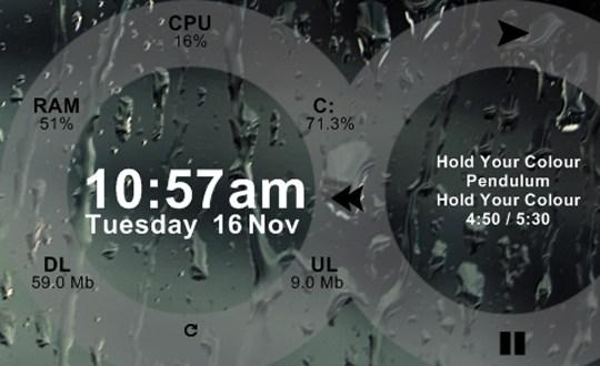 Rainmeter complex example