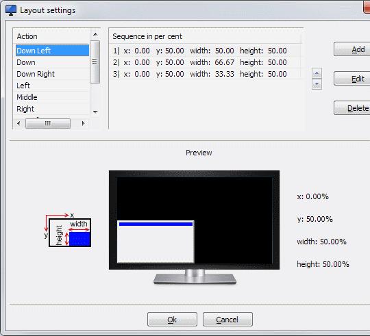 Winsplit Revolution interface